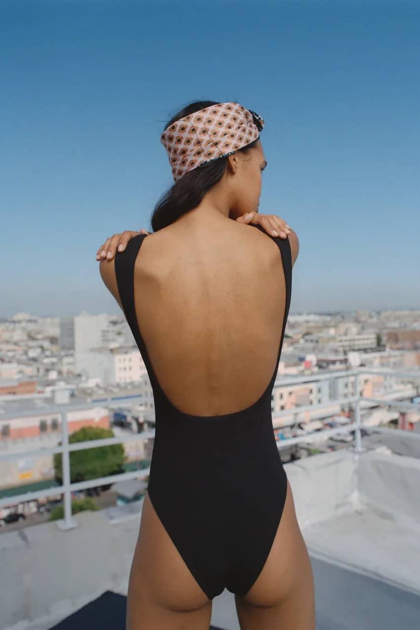 maillot de bain de l'été Zara