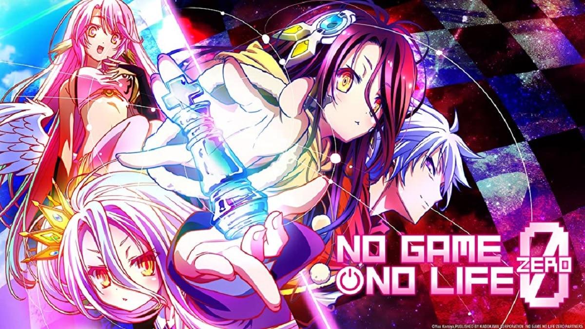 No Game no Life saison 2