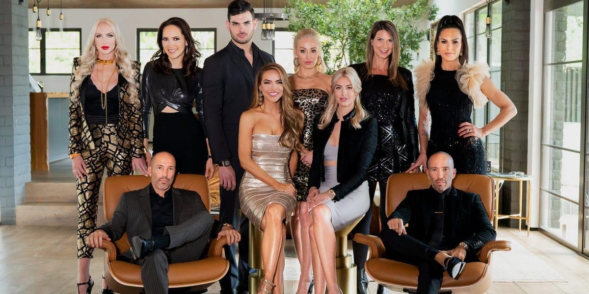 nouvelles actrices Selling Sunset saison 4