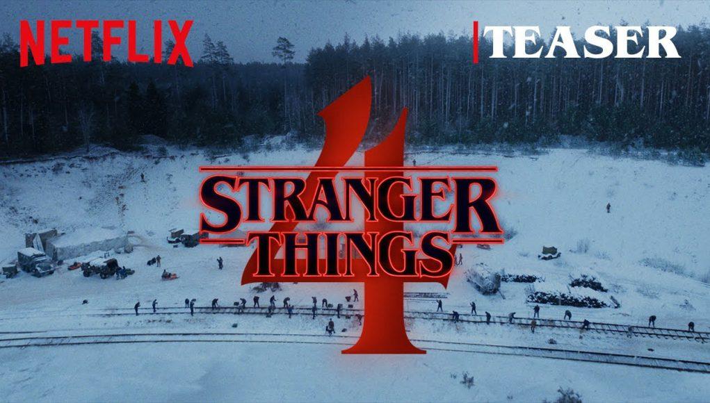 Stranger Things saison 4 bande annonce