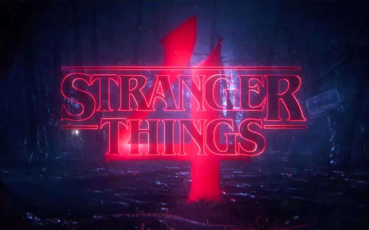 Stranger Things saisons 4