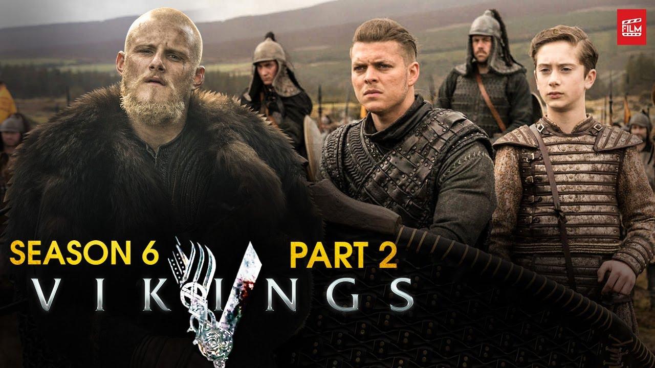 Vikings saison 6 partie 2