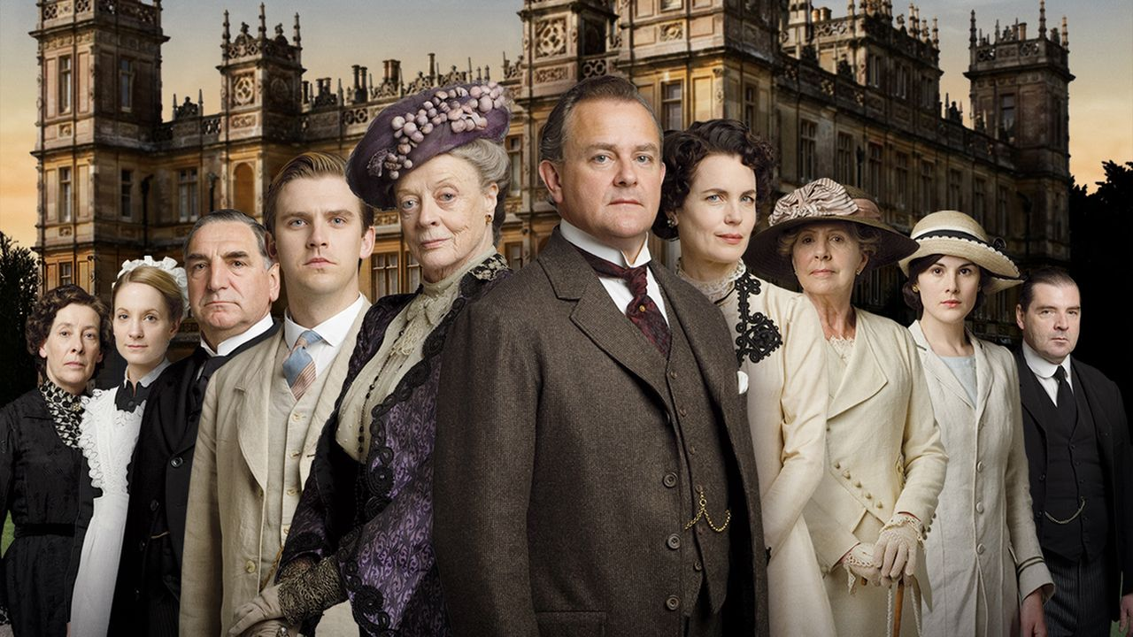 Downton Abbey date de sortie Netflix