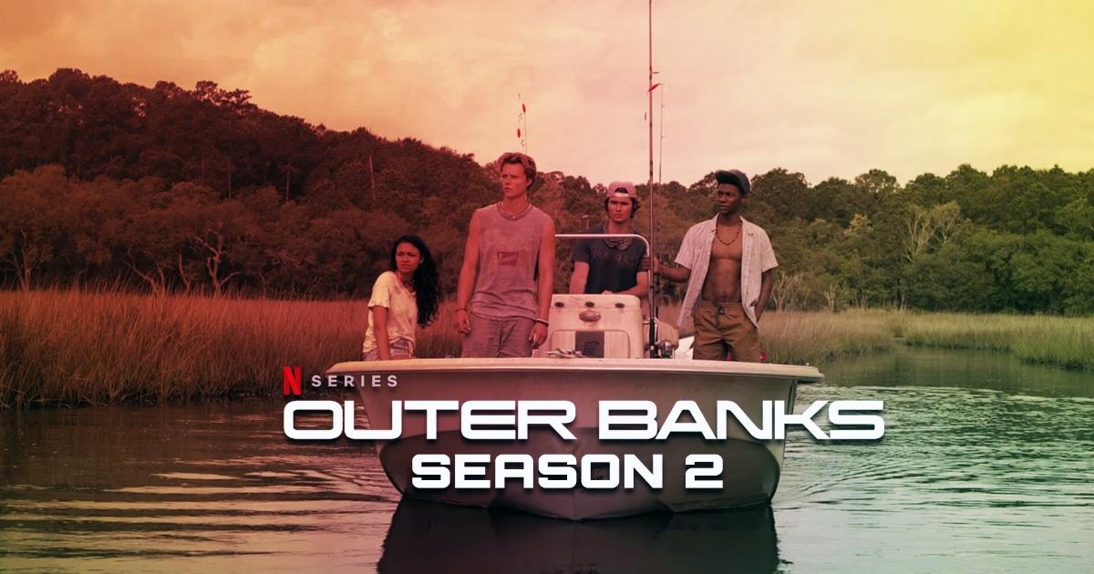 Outer banks saison 2 images