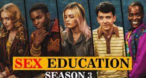 date de sortie images Sex Education saison 3