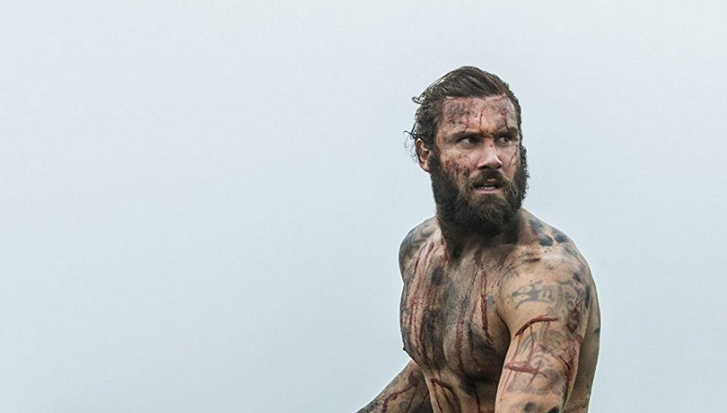 Vikings saison 6Clive Standen (Rollo)
