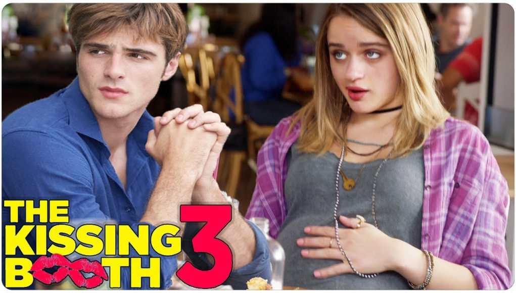 The Kissing Booth 3 date de sortie