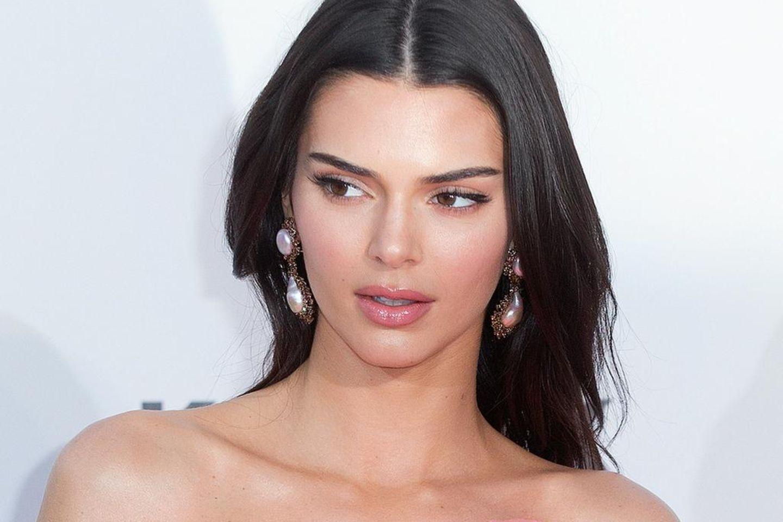 coiffure de l'été Kendall Jenner