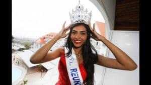 Miss France 2022 : La famille Miss France s'agrandit… On vous présente Dana Virin, la nouvelle Miss Réunion !