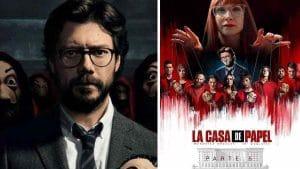 La Casa de Papel sur Netflix : diffusion de la première partie… Popcorns et prenez place !
