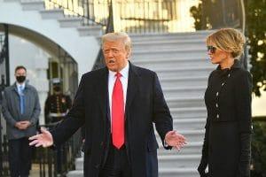 Donald Trump : « C'est fini » entre lui et Melania Trump qui ne lui laisse aucun espoir !