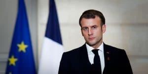 Emmanuel Macron : soutenu par un comédien prêt à lui accorder son vote pour 2022