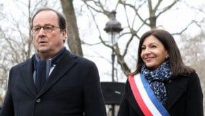 François Hollande : pas tendre avec Anne Hidalgo !