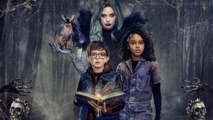 Les Pages de L'angoisse : Netflix débute sa saison films pour Halloween par un film d'horreur original !