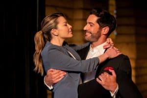 Lucifer saison 6 :   Lauren German (Chloé) aurait été terrifiée lors du tournage d'une scène avec Tom Ellis (lucifer) !