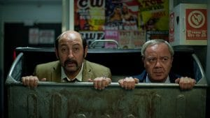 Kad Merad et Olivier Baroux : Le duo travaille actuellement sur leur film ''Mais qui a tué Pamela Rose ?'' pour la chaîne Canal+ !