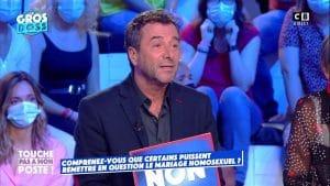 TPMP : agacé, Bernard Montiel reprend la présidente de la Manif pour tous sur le plateau de C8!