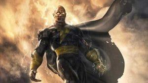 Black Adam :  Le premier aperçu du film DC montre un Dwayne Johnson un peu inquiétant !