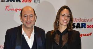 Julia Vignali : elle fait des confidences touchantes sur la carrière de chanteur de son amoureux Kad Merad