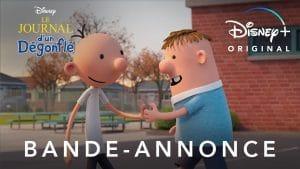 Le Journal d'un dégonflé : Le film d'animation arrive le 3 décembre sur Disney+