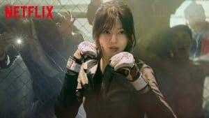My Name disponible sur Netflix : Pour interpréter son rôle principal dans la série, Han So-hee a dû prendre jusqu'à 10 kg !