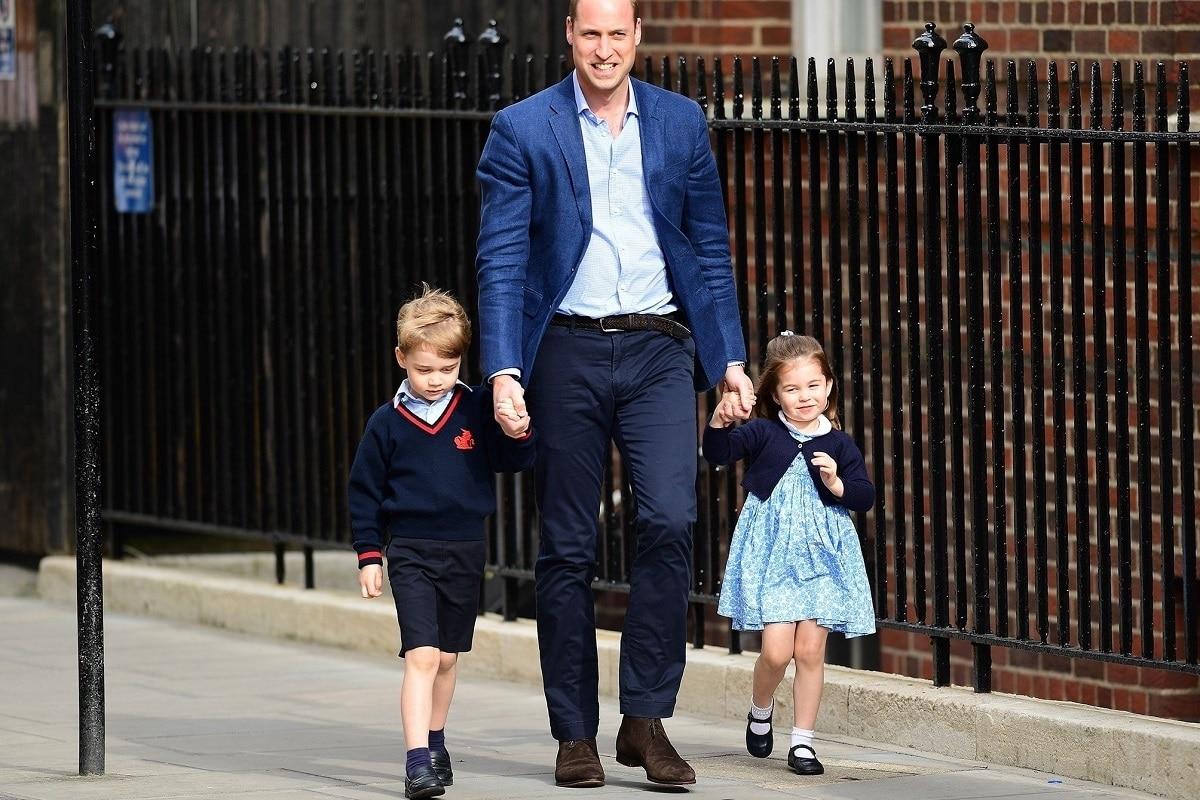 Prince William et charlotte