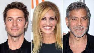 De Emily in Paris à Ticket to Paradise : Lucas Bravo donnera la réplique à Julia Roberts et George Clooney dans la comédie romantique !
